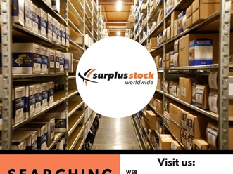 Buyer Features on Surplus Stock Worldwide